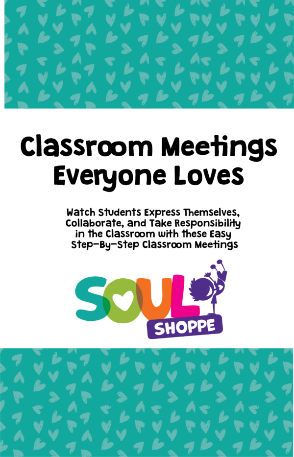 classroom meeting poster