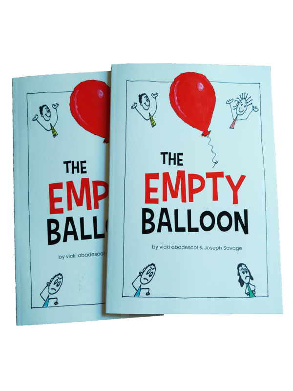 the empty balloon book