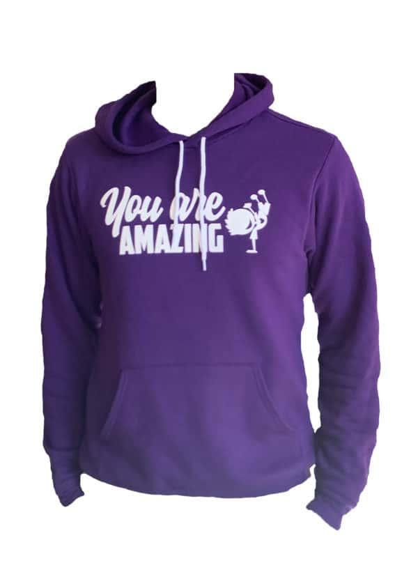 front sweatshirt