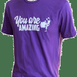 Soul Shoppe purple shirt