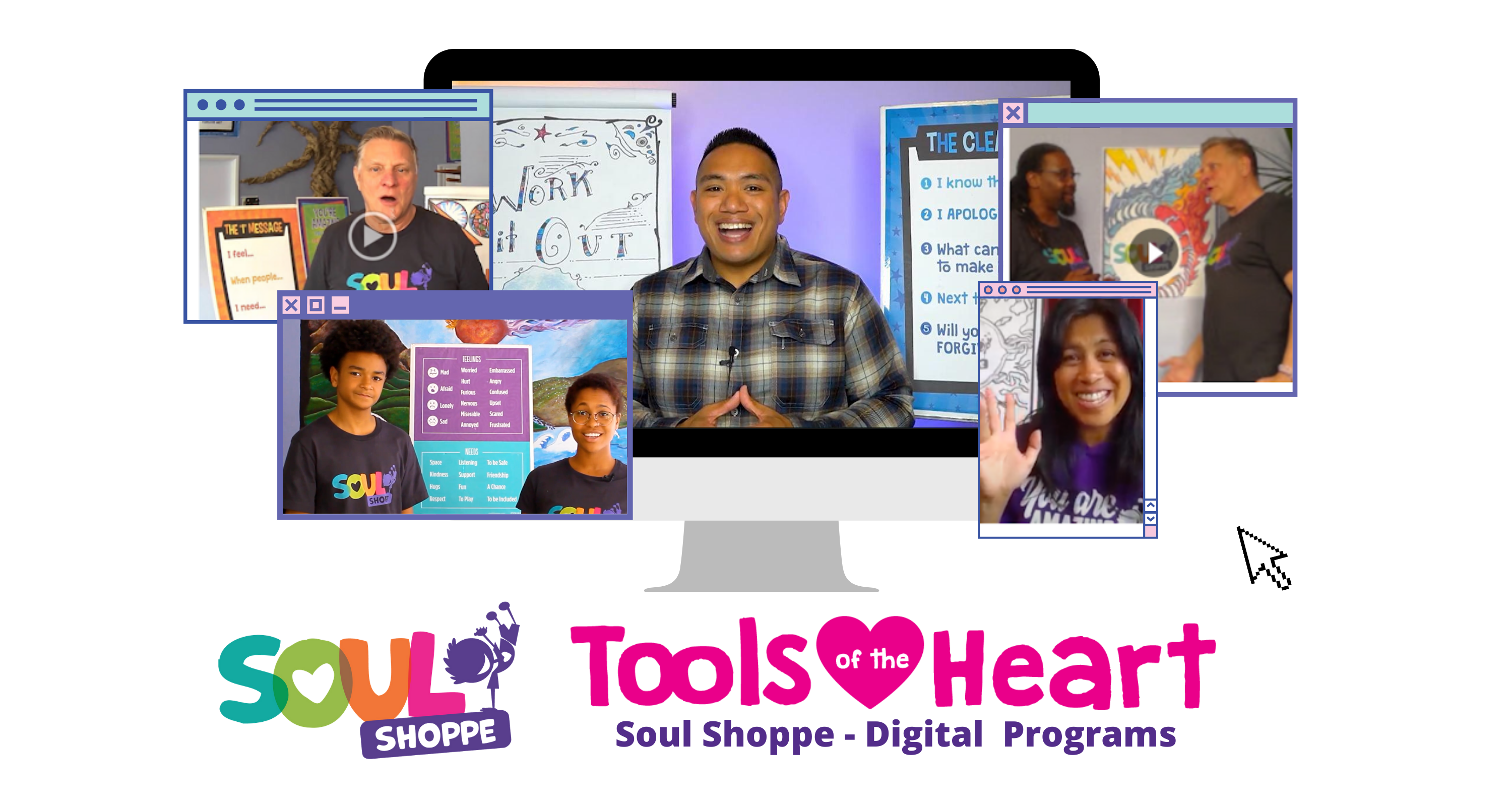 Social Emotional Learning Programs Online - Tools of the Heart