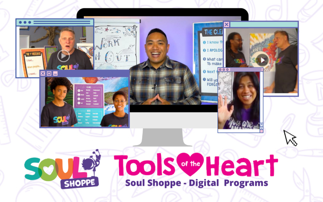 Tools of the Heart – our first course is online!