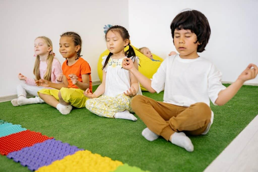 Child Emotional Development through Emotional Regulation