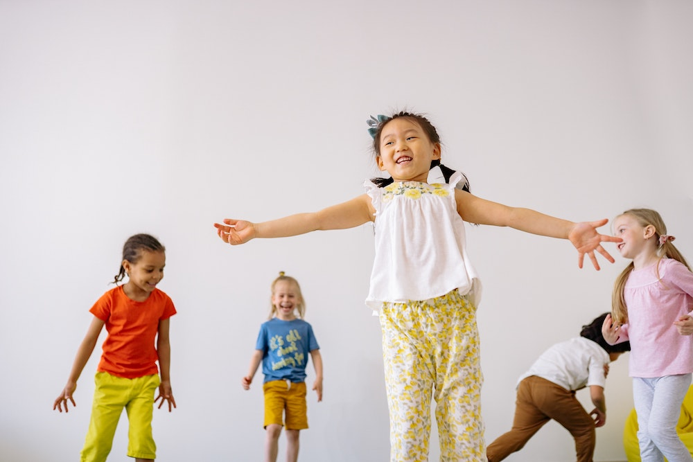 Embodiment Practices for Kids in School and at Home